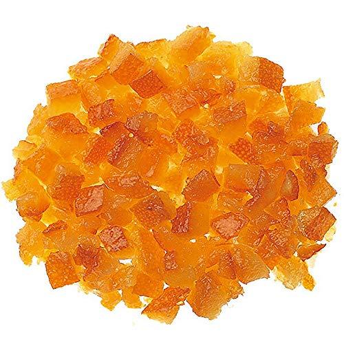 【業務用】 うめはら 蜜漬けオレンジピール 5ミリA 10kg