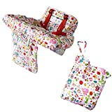 Kitabetty Multifunctional 2-in-1 Baby Shopping Cart Cover High Chair Cover, Supermarket Trolley Dining Chair...