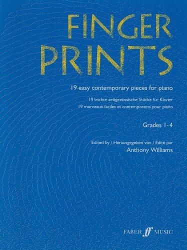 Fingerprints (Piano Solo), ed. Anthony Williams