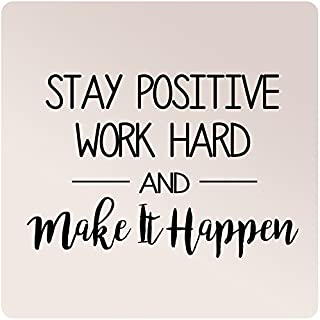 Best stay positive work hard make it happen wallpaper Reviews