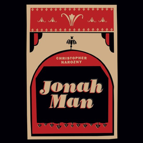 Jonah Man audiobook cover art