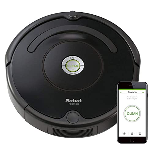 iRobot Roomba 671 Robot Vacuum with Wi-Fi Connectivity, Works with Alexa, Good