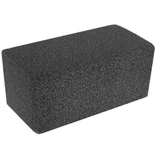 PrimeMatik - Piedra pómez para Limpieza y Pulido de barbacoas y parrilas de 198 x 99 x 87 mm
