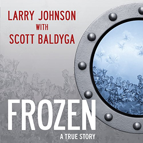 Frozen audiobook cover art