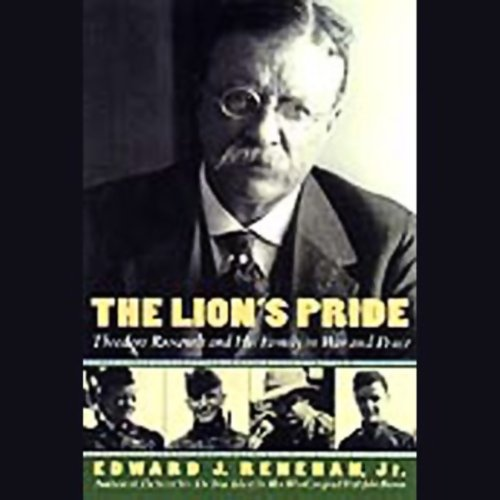 The Lion's Pride audiobook cover art