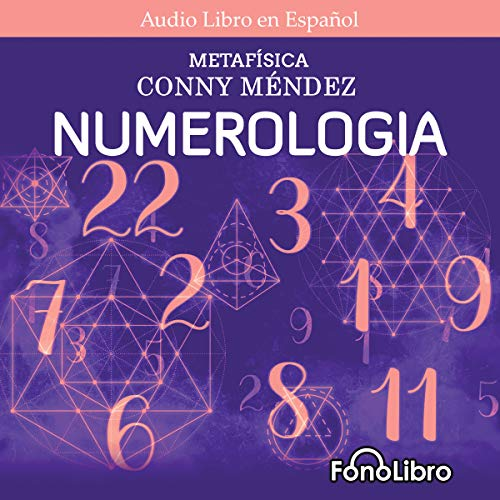 Numerologia [Numerology] audiobook cover art