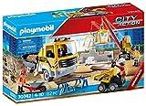 Playmobil 70742 Juguete Sitio de Construccion