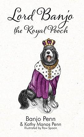 Lord Banjo the Royal Pooch