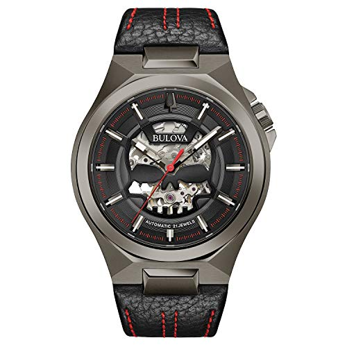 Bulova Classic Automatic Mens Stainless Steel with...