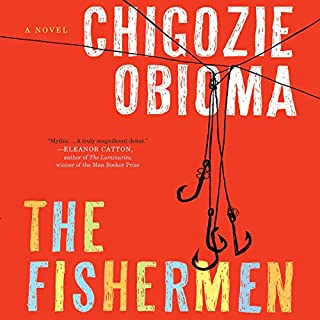 The Fishermen audiobook cover art
