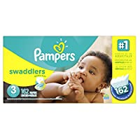 Pampers Swaddlers Diapers Size 3 Econ
