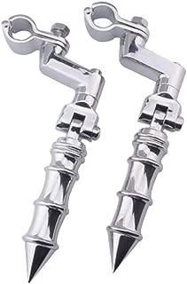 Sharplace 1 unidad Palancas Gear Shift Lever de aluminio compatible con YZF-R6 2003 2004 2005 de plata