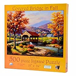 Fall Bucket List Puzzle