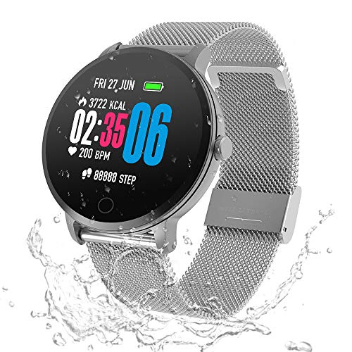 Smartwatch Lemfo marca UniqueFit