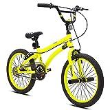 Kent 18' X Games 720 Neon Yellow Children's Bike 01812