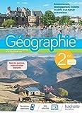 Géographie 2nde - Livre élève - Ed. 2019 (Géographie (Gasnier, Maillo-Viel)) (French Edition)