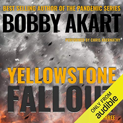 Yellowstone: Fallout: A Post-Apocalyptic Survival Thriller audiobook cover art