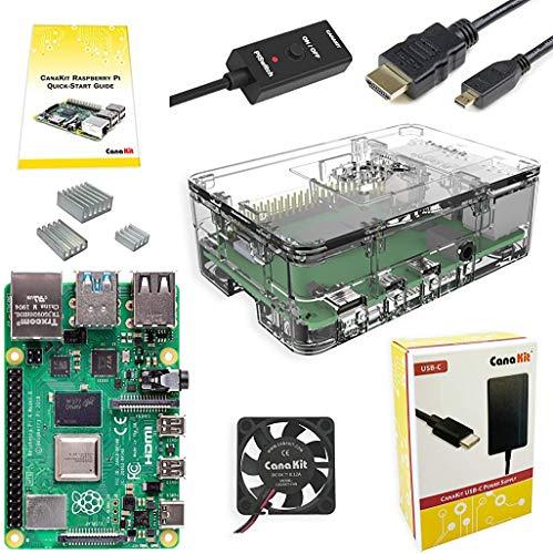 CanaKit Raspberry Pi Kit (GB)