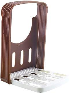XIAMIAO البلاستيك رغيف القاطع رف أدوات تقطيع أدوات المطبخ ملحقات المطبخ لقطاعات الخبز / الساندويشات / خبز توست
