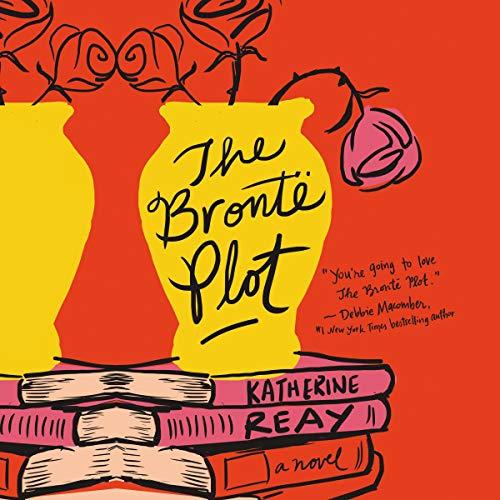 The Brontë Plot audiobook cover art