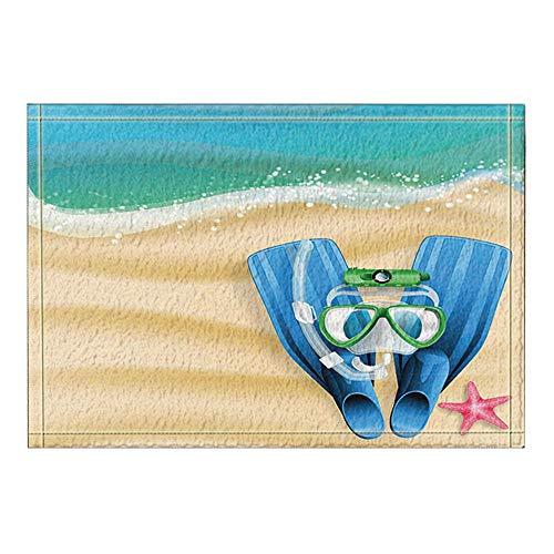 LRSJD Aletas Playa Verano Estrellas mar Gafas Buceo