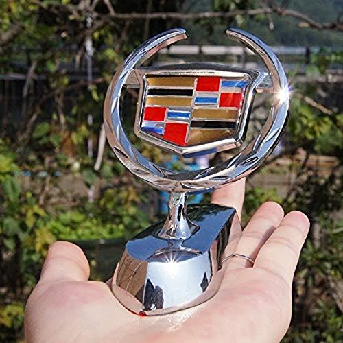 Vehicle Hood Star Emblem Badge For Cadillac (Cadillac)