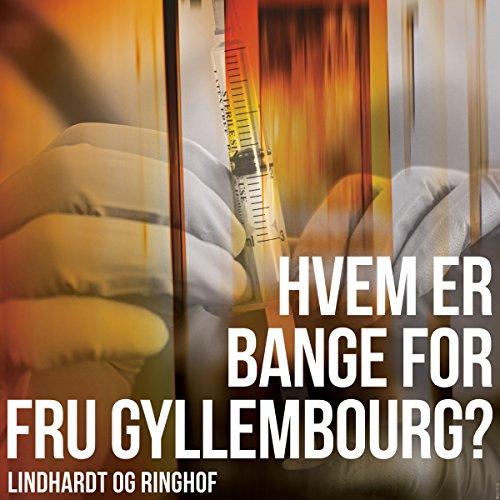 Hvem er bange for fru Gyllembourg? audiobook cover art