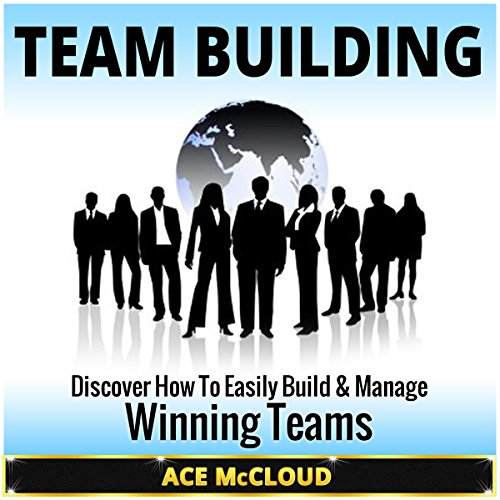 Team Building audiobook cover art