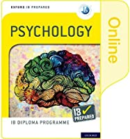 Oxford Ib Diploma Programme Ib Prepared - Psychology, Online