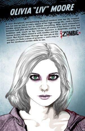 IZOMBIE - Poster Plakat Drucken Bild Poster Print - 43.2 x 60.7cm Größe Grösse Filmplakat