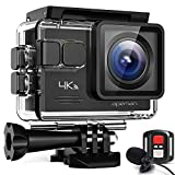 APEMAN Action Cam A79 PRO, 4K 20MP WiFi Impermeabile 40M con...