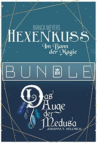 Book King Bundle: Hexenkuss - im Bann der Magie + Das Auge der Medusa (German Edition)