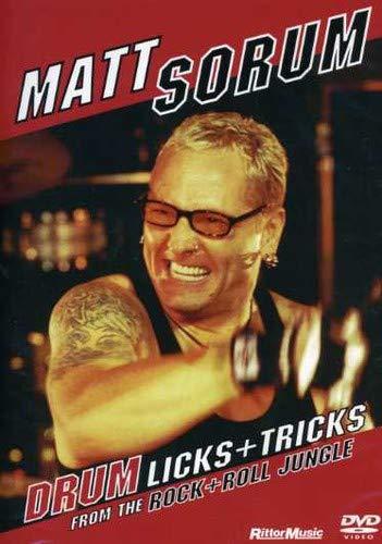 Matt Sorum - Drum Licks and Tricks