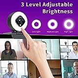 Zoom IMG-1 angetube webcam con funzione zoom