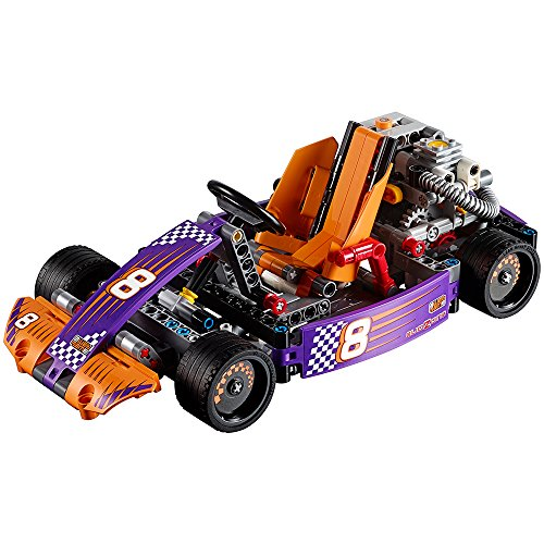 LEGO Technic Race Kart 42048 Edificio ...