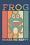 I love Frogs: Journal for Frog lovers