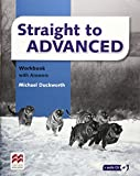 Straight to Advanced: Workbook with Answers and Audio-CD