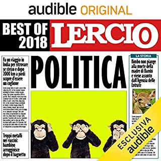 Politica copertina