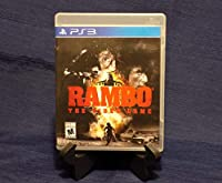 PS3 Rambo: The Video Game (Reef) (輸入版)