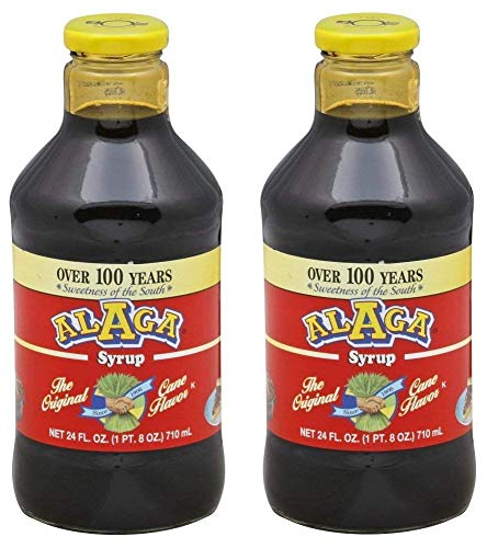 Alaga Original Cane Syrup, 24.0 Ounce (Pack of 2)