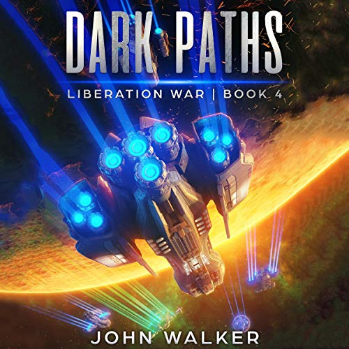 Dark Paths  By  cover art