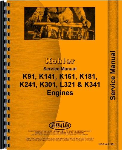 Kohler Engine Service Manual