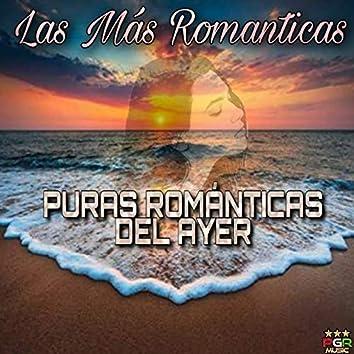 Puras Romanticas Del Ayer