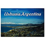 Ushuaia Canal Beagle Patagonia Argentina Puzzle 1000 Piezas para Adultos Familia Rompecabezas Recuerdo Turismo Regalo