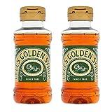 2 x 325 g de jarabe dorado para desayunar, panqueque para hornear