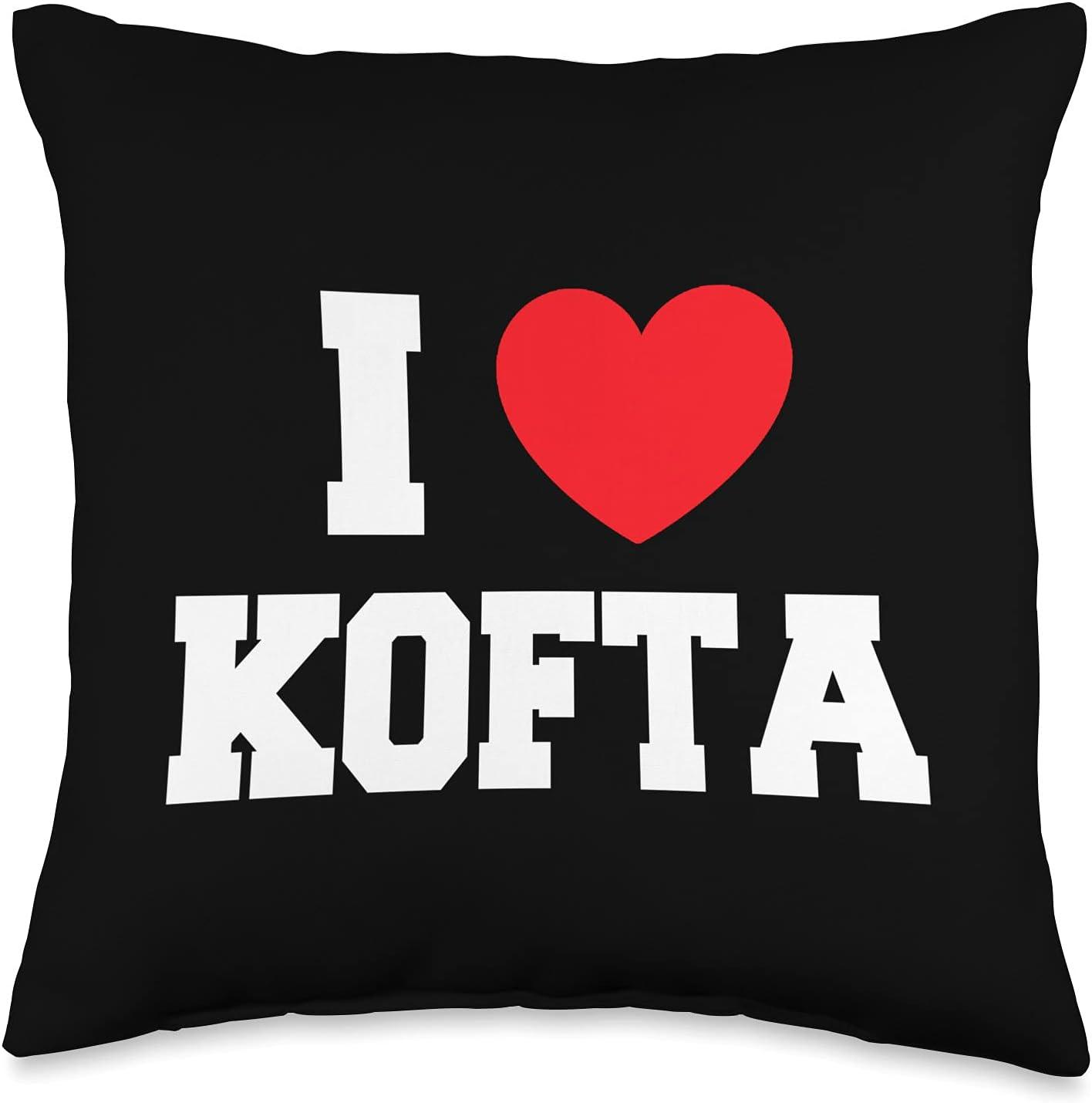 My Heart I Love Long Beach Max 87% OFF Mall Kofta Throw 16x16 Pillow Multicolor