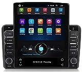 Android GPS Navigation Radio de autos, 9.7 'TV de pantalla táctil de pantalla táctil, para Audi A3 2006-2012, con control de volante Bluetooth Llamadas de manos libres Llamadas Mirror Link DAB USB
