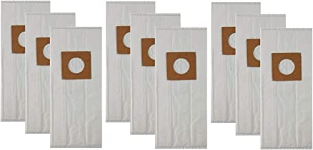 VacFlow Replacement for Hoover HEPA Type Y & Z Cloth Vacuum Bags Type YZ (9 Bags Included)