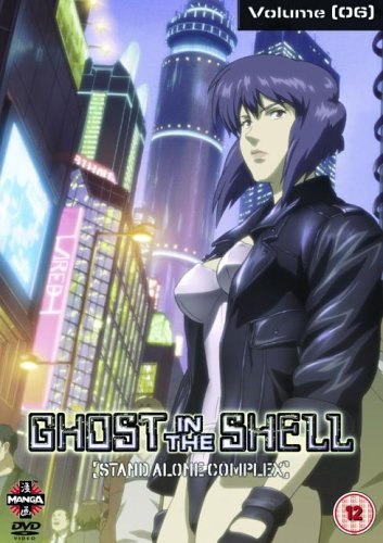 Ghost In The Shell - Stand Alone Complex - Vol. 6