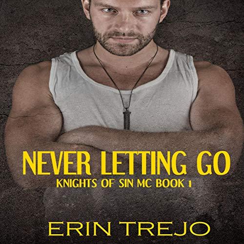 Never Letting Go audiobook cover art
